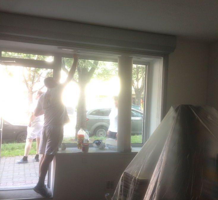 Čtyřlístek vydavatelství lakování oken