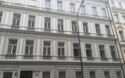 Lakování oken Praha 2 Pod Slovany