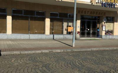 Hotel Mars Praha 10 Malířské práce