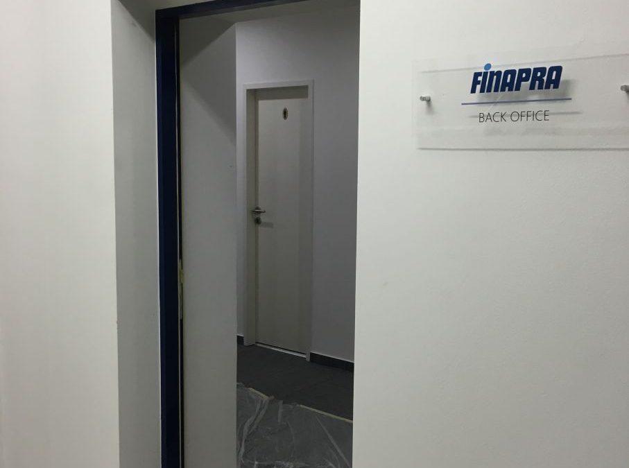 Finapra Lakování dveří