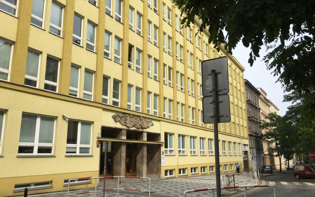 Mateřská škola Sázavská Praha 2