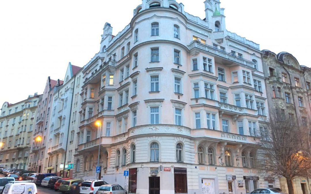 Malování bytu a lakování oken Norská 10