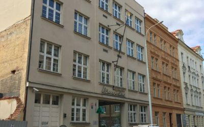 Kooperativa Sámova Praha 10