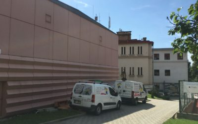 Gymnázium Čechova Škola Troja