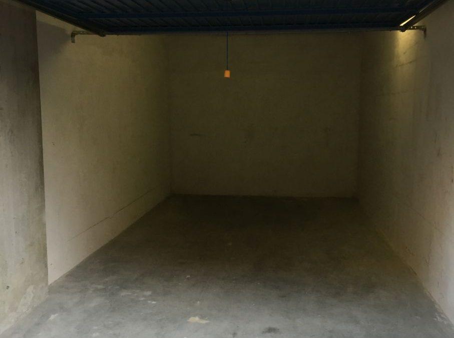 Malování garáže a celková repase