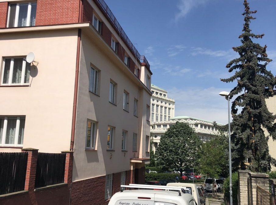Variopaint pro SVJ Pravá ulice Praha 4