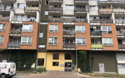 Malování bytových domů Nová Harfa