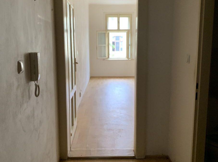 Renovace poškozeného bytu po nájemnících